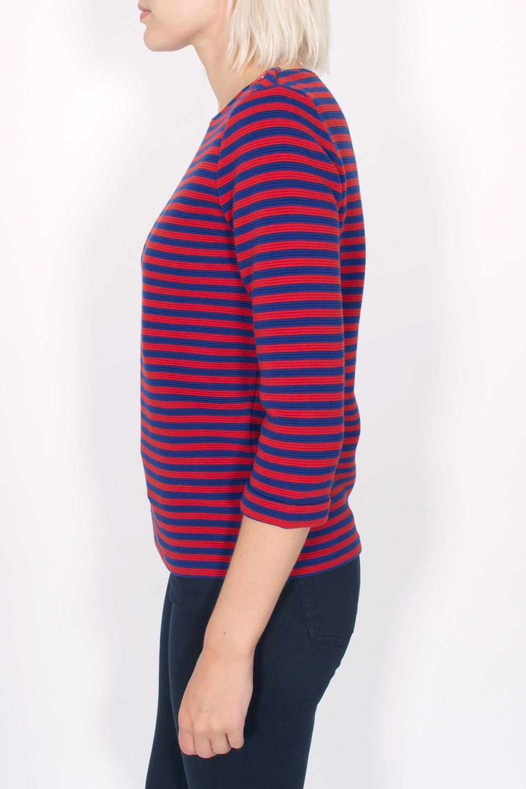 Sessun Emile Striped Top - Front Full Image