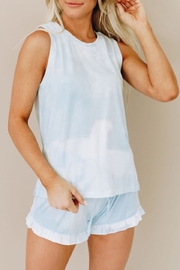 Shewin Set for Fun top/shorts - Front cropped