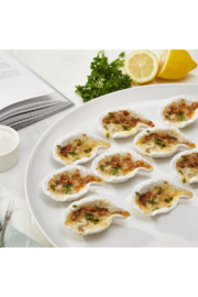 The Birds Nest SET OF 12 OYSTER BAKERS IN POUCH - Product Mini Image