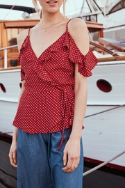 SAGE THE LABEL Set Sail Blouse - Product Mini Image