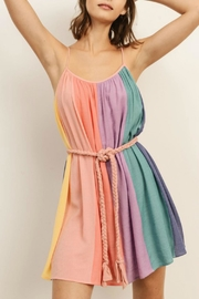 Imagine That Set Sail Dress - Front cropped