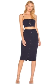 Racine Set Top-And-Skirt - Front cropped