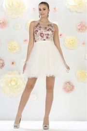 Seventeen Formal Fit-And-Flare - Front cropped