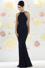 Seventeen High Neck Formal-Dress - Product Mini Image