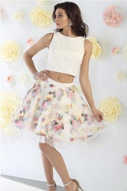 Seventeen Two-Piece Fit-And-Flare Formal-Dress - Product Mini Image