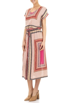Seventy Loose Printed Dress - Product List Image