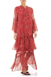 Seventy Red Printed Dress - Product Mini Image