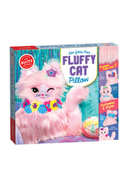 Klutz Sew Your Own Fluffy Cat Pillow - Product Mini Image