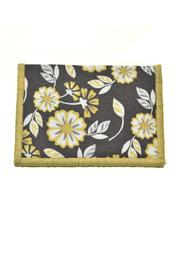 Shoptiques Product: Fabric Bizcard Holder