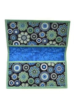 Shoptiques Product: Fabric Checkbook Cover