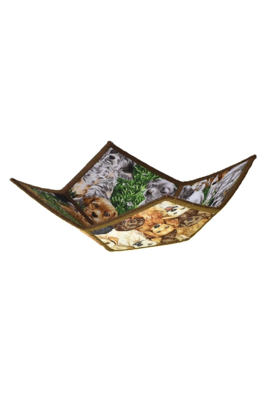 Fabric Reversible Bowl