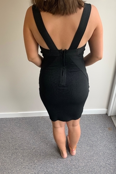 Wow Couture Sexy Bandage Dress - Alternate List Image