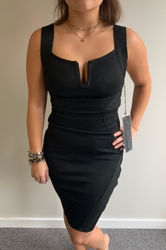Wow Couture Sexy Bandage Dress - Product List Image