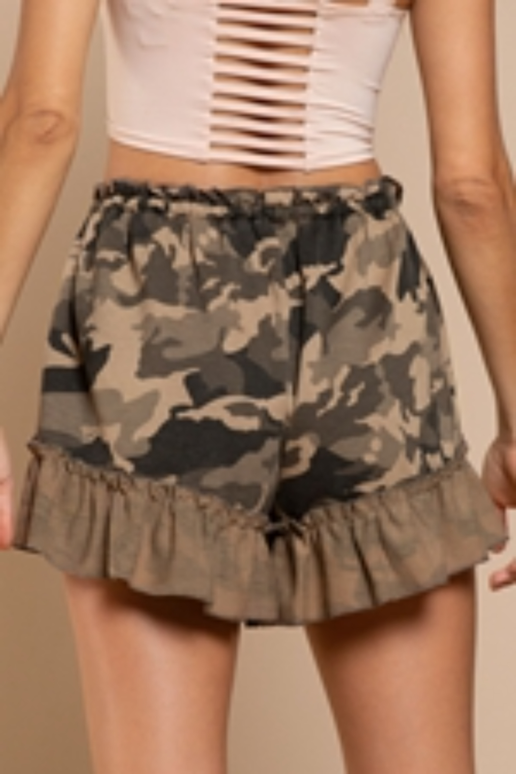 umgee  Must Have Shorts - Front Full Image
