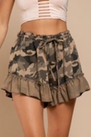 umgee  Must Have Shorts - Front cropped