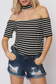 Fantastic Fawn Sexy In Stripes top - Product Mini Image