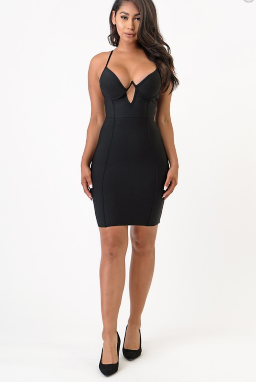 shop 17 Sexy LBD - Front Cropped Image