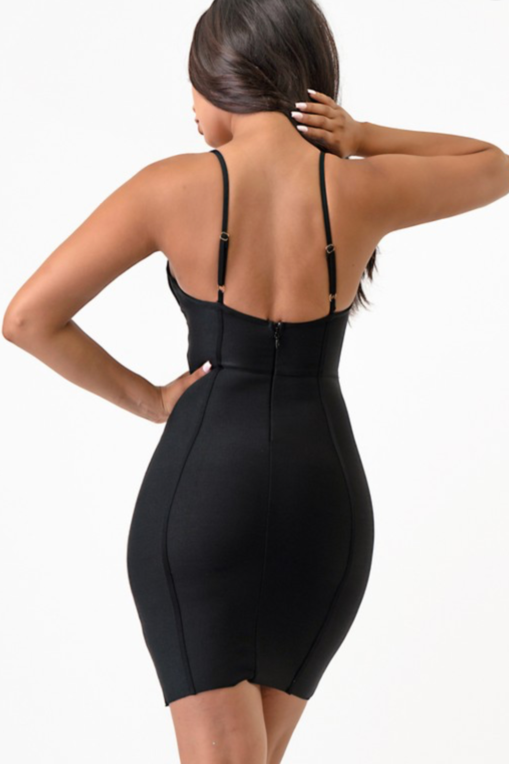 shop 17 Sexy LBD - Side Cropped Image
