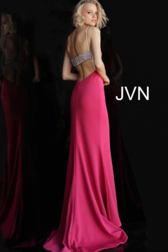 Jovani PROM Sexy Plunging Gown - Alternate List Image