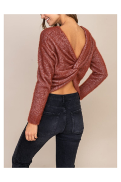 Lush Clothing  Sexy Style Sweater - Alternate List Image