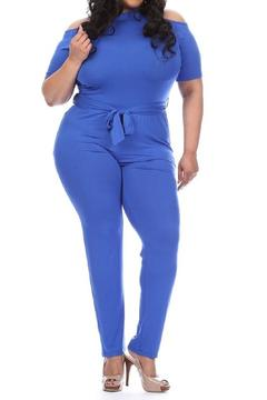 Shoptiques Product: Bodycon Jumpsuit