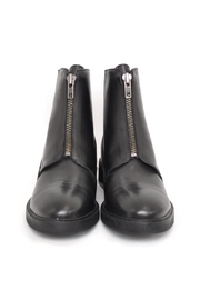 Seychelles Black Grunge Boots - Side cropped