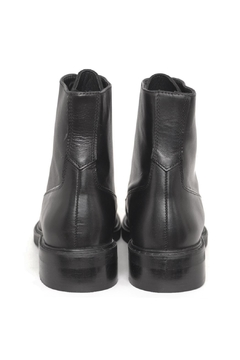 Seychelles Black Grunge Boots - Alternate List Image