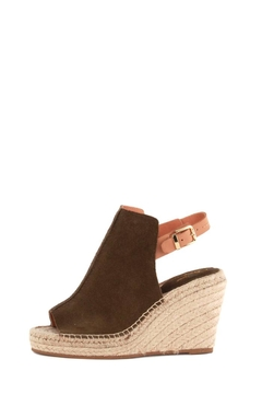 Shoptiques Product: Charismatic Suede Wedge