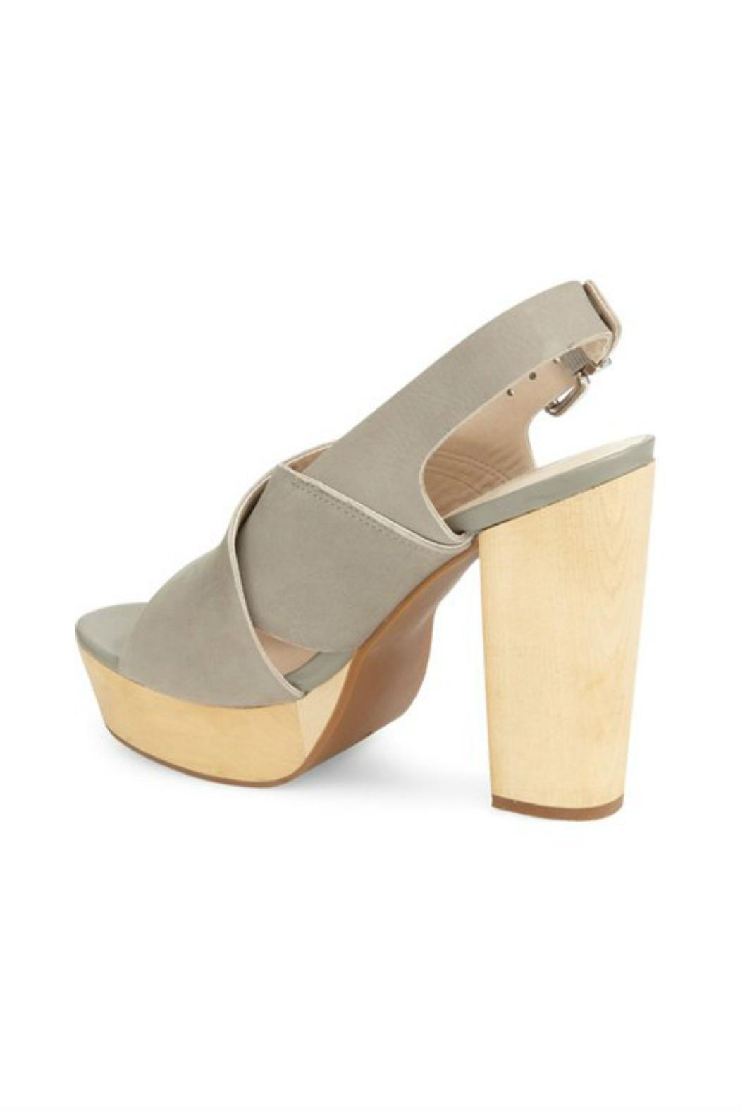 a70e73bc522 Seychelles Gray Platform Sandals from Atlanta by Sole shoes ...