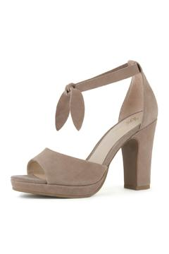 Shoptiques Product: Journey Ankle Tie Heel