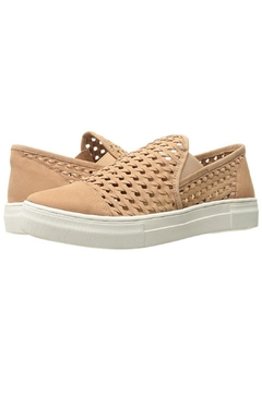 Shoptiques Product: Woven Slip Fashion Sneaker