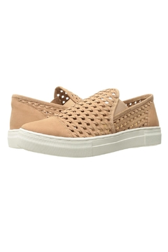 Shoptiques Product: Leather Slip-On Sneaker