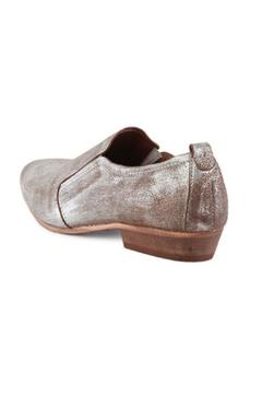 Shoptiques Product: Metallic Leather Loafer