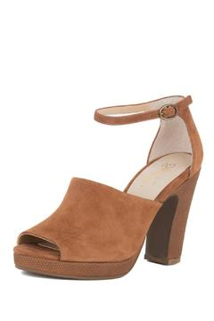 Seychelles Native Platform Heel - Product List Image