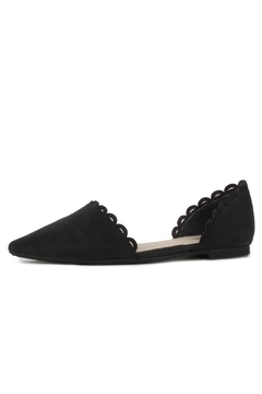 Shoptiques Product: Research Scalloped Flat