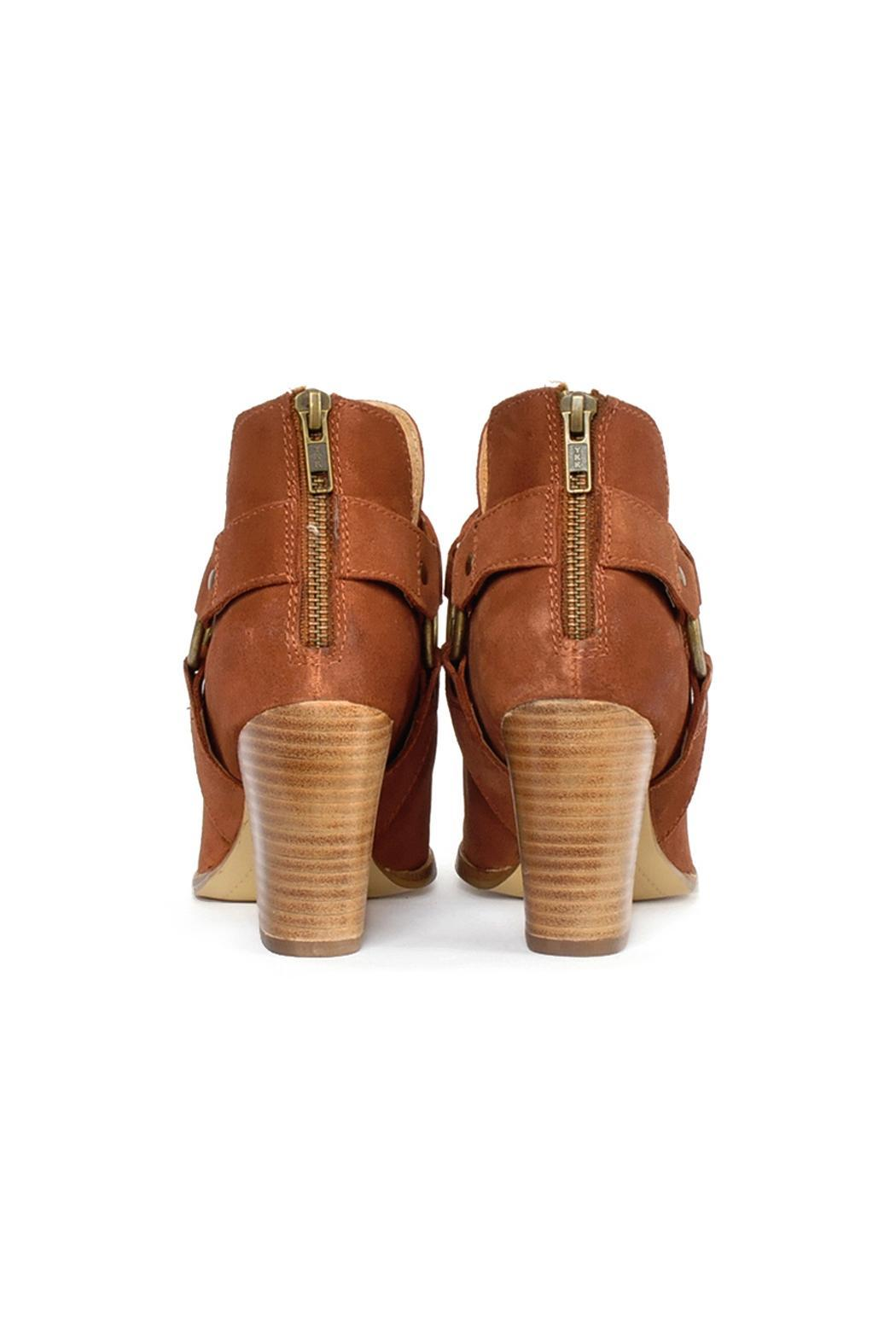 Seychelles Suede Bootie - Back Cropped Image