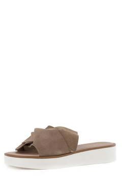Seychelles Suede Slip-On Sandals - Product List Image