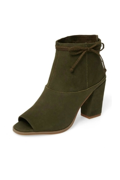 Shoptiques Product: Tripple Threat Booties