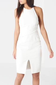 Shoptiques Product: Stretchy Bodycon Midi