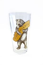 SF Merchantile Cali-Bear Pint Glass - Product Mini Image