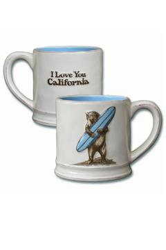 Shoptiques Product: Surf Bear Mug