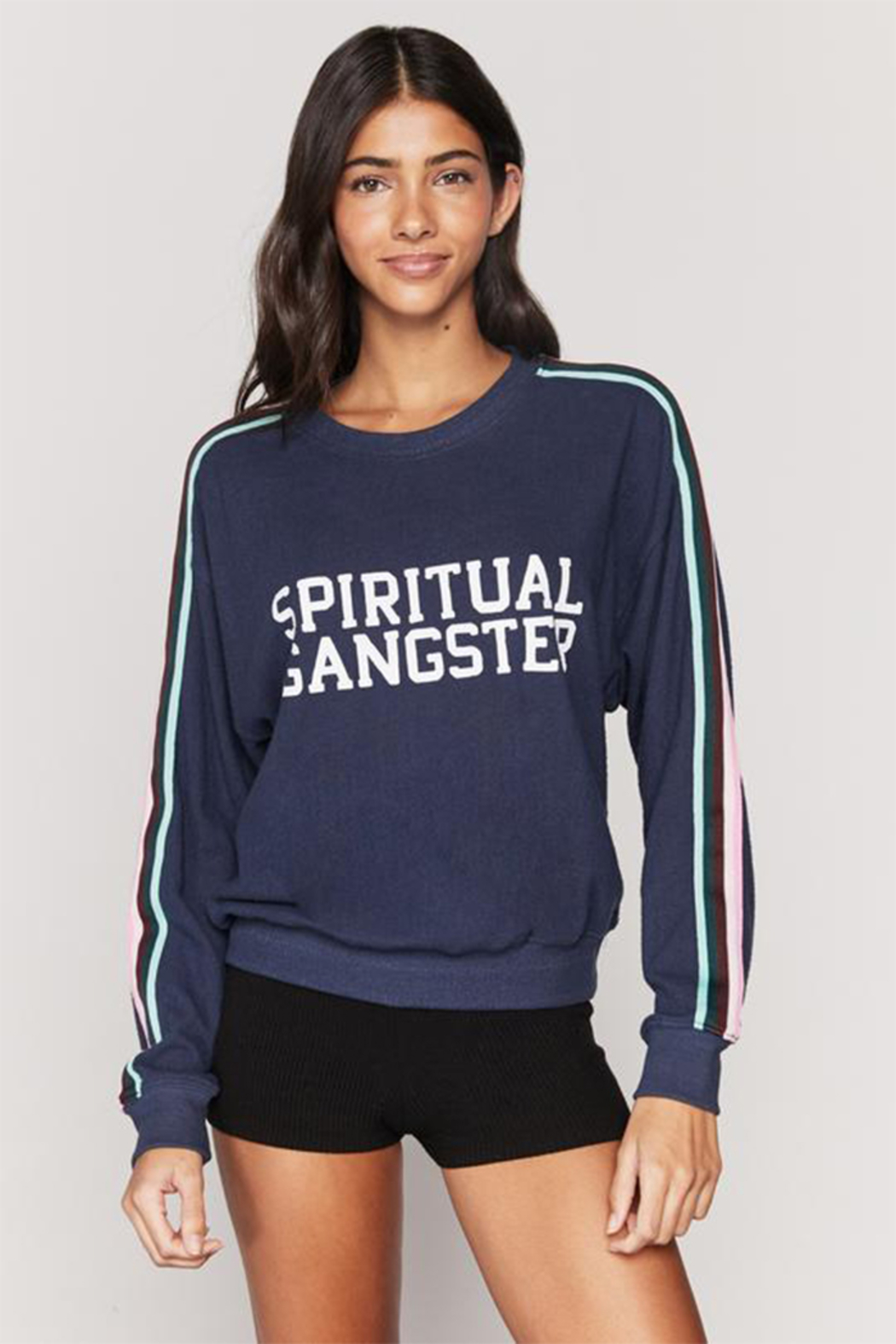 Spiritual Gangster  SGV Malibu Crew - Front Cropped Image