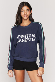 Spiritual Gangster  SGV Malibu Crew - Front cropped