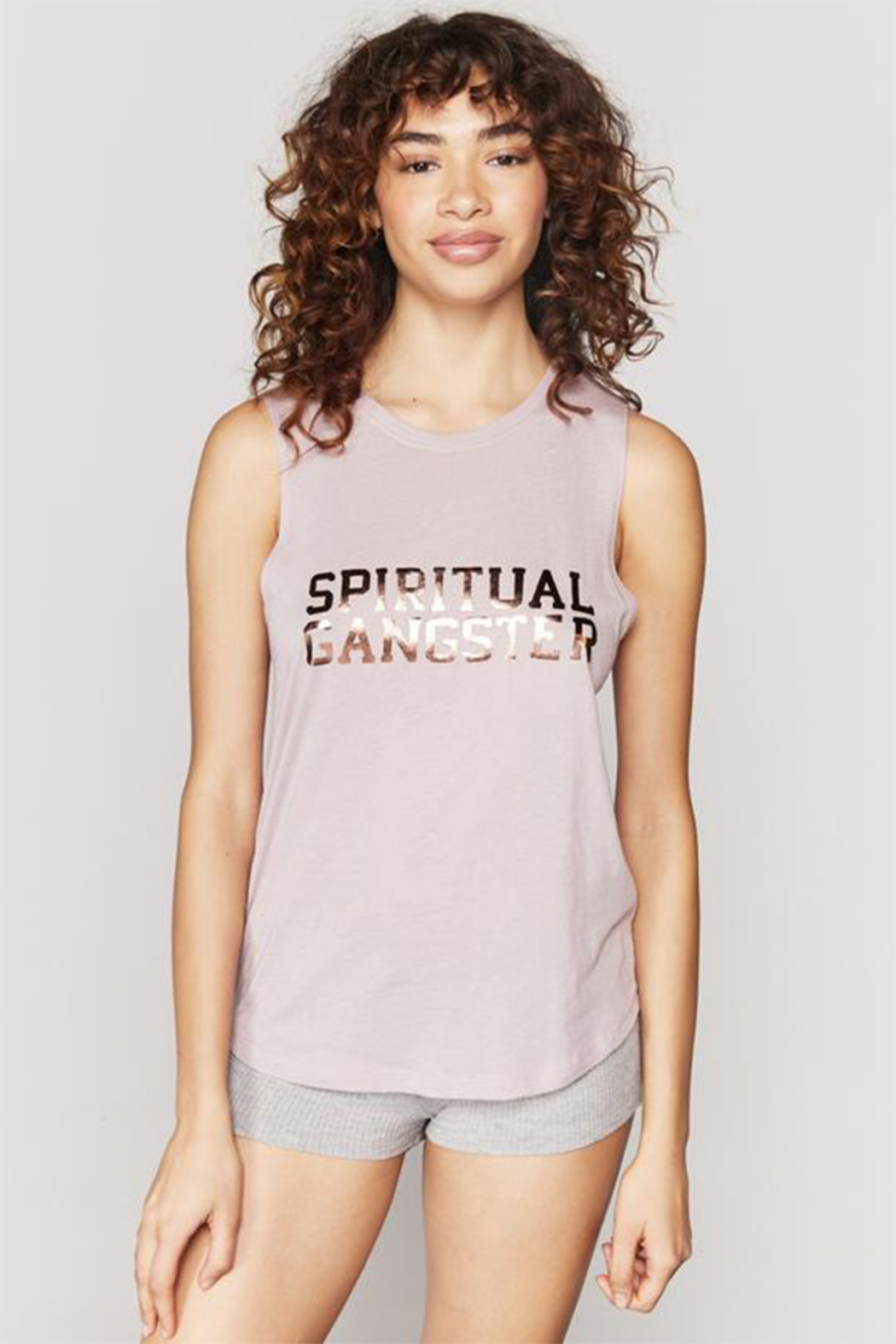 Spiritual Gangster  SGV Muscle Tank - Main Image