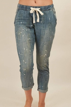 One Teaspoon Shabbies Drawstring Jeans - Product List Image