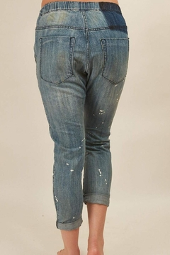 One Teaspoon Shabbies Drawstring Jeans - Alternate List Image