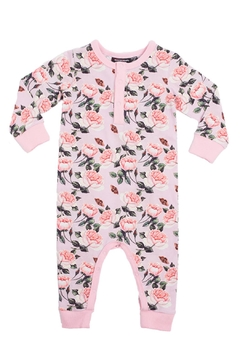 Rock Your Baby Shabby Chic Playsuit - Alternate List Image