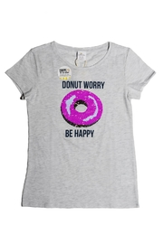 shade critters PALM BEACH Donut Worry Sequin - Side cropped
