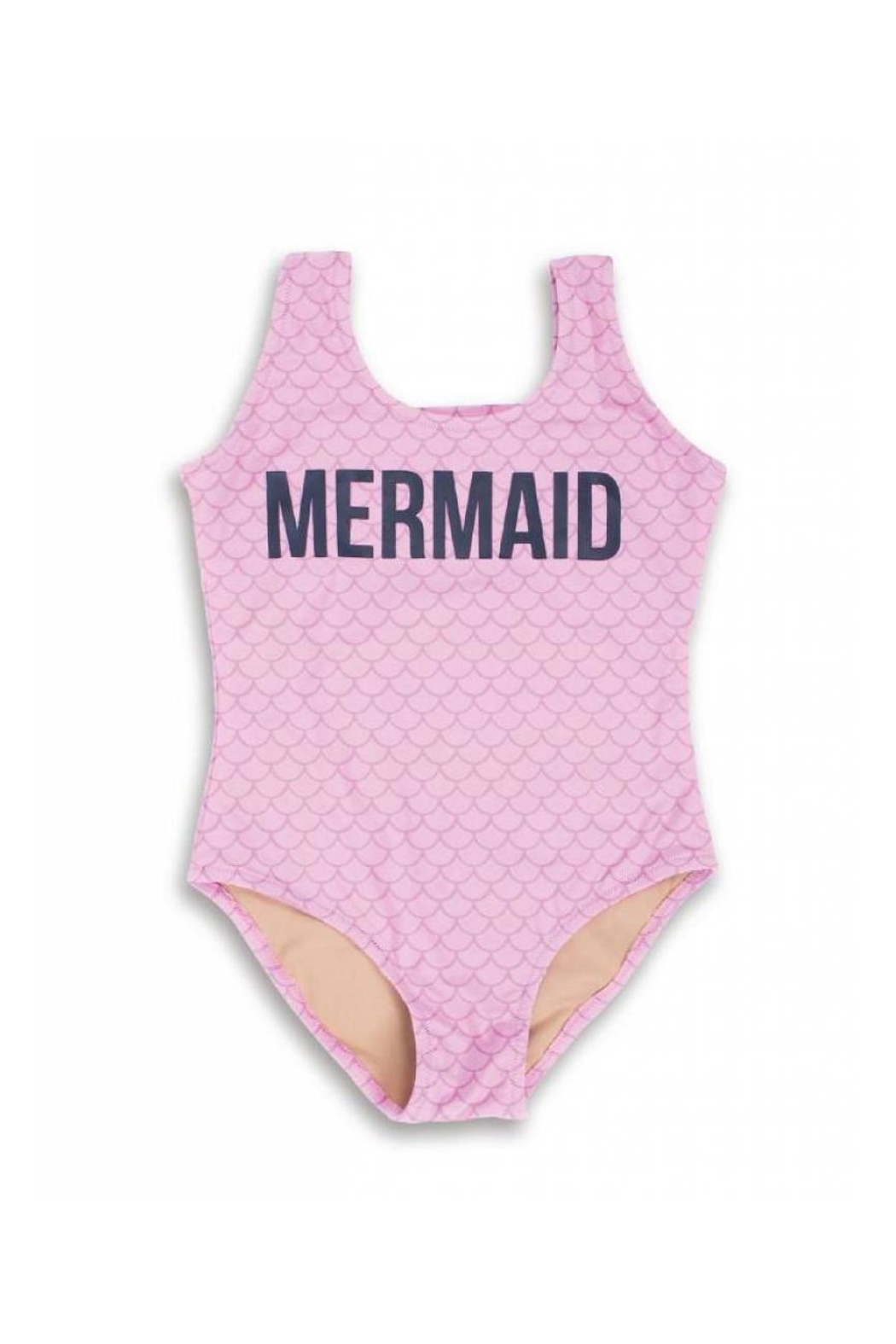 shade critters PALM BEACH Mermaid Swimsuit - Front Full Image