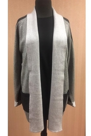 Renuar Shades of Grey Cardigan - Product Mini Image